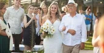 Casamento Lu e Gabbay - Foto Vitor Lima