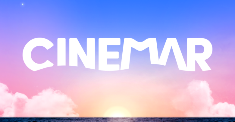 projeto, cinemar, cinema, lazer, verao, atlantida, praia,