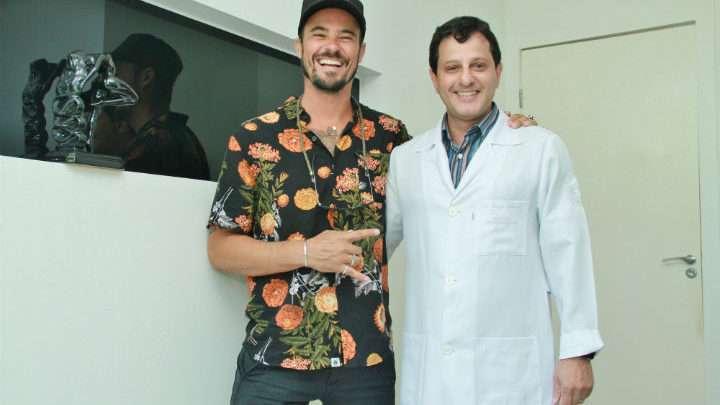 Paulo Vilhena reforça os cuidados com a Saúde e com a beleza 1