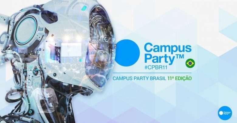 Campus Party a maior feira de Tecnologia da América Latina 1