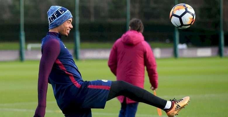 Gabriel Jesus - Foto Site oficial do Manchester City