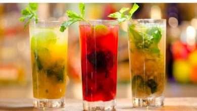 drink, bebidas, verao, refrescante, sede, dicas, sugestoes