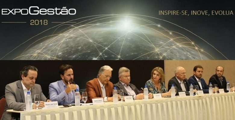 Cenário político e econômico em debate na Expogestão 2018