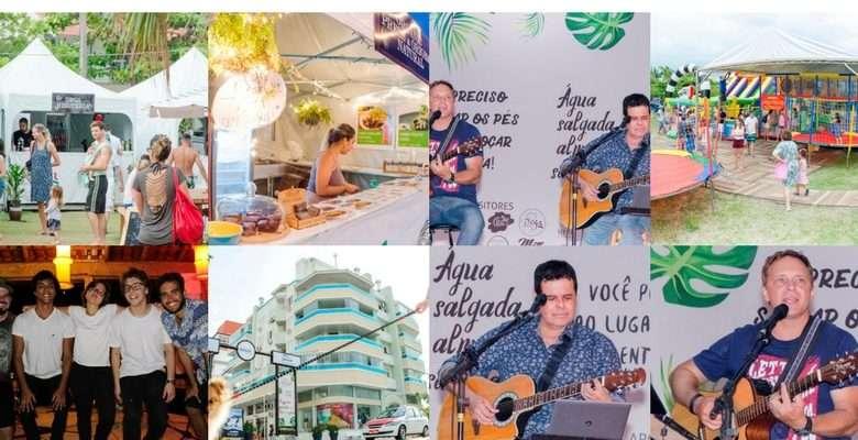 Dupla Jack e Ruy e a banda Havana - Praça de Alimentação Saudável – Recreação infantil