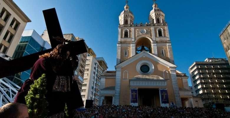 Procissão do Senhor dos Passos - a maior e mais antiga manifestação cultural de Santa Catarina 1