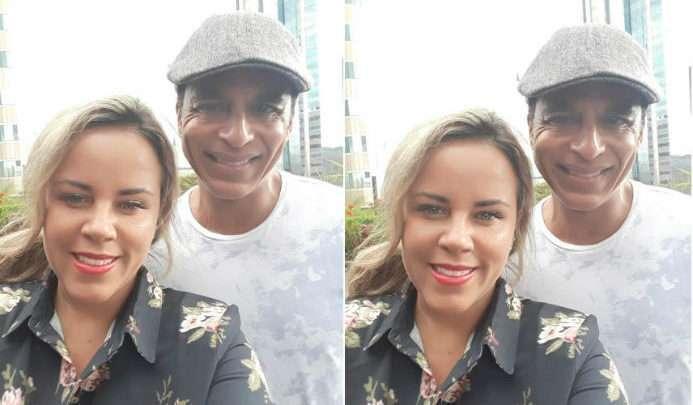 Exclusivo: Viviane Alves entrevista Jon Secada para o programa Fama e Destaque da TV Guarulhos 1