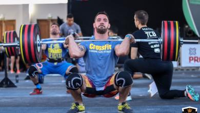 CrossFit Games 2018 classifica Fábio Dechichi para competições regionais 5