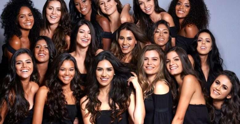 O Concurso Miss Rio de Janeiro escolhe Miss esta semana 1