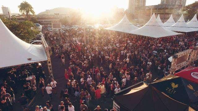 Expoville será palco da 2ª edição do Joinville Craft Beer Festival