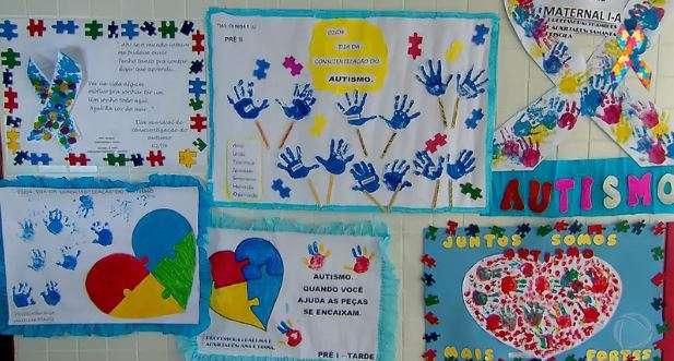 Caminhada chama atenção para inclusão de crianças autistas nas escolas 1