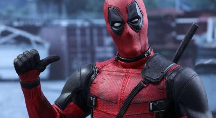 """""""Deadpool 2"""" no CineMaterna do Floripa Shopping 1"""