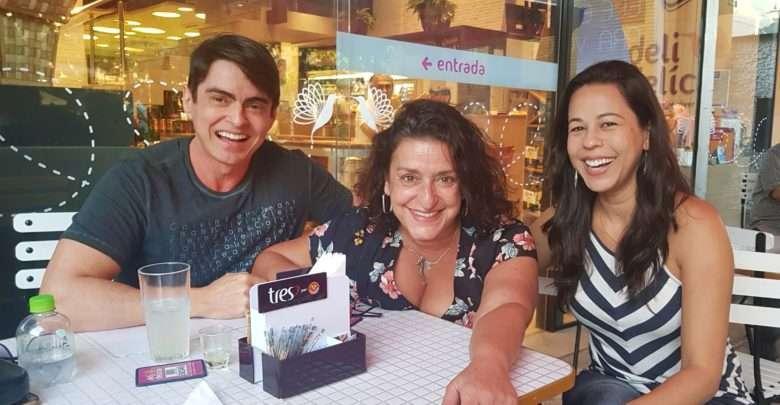 Atriz da novela Orgulho e Paixão Grace Gianoukas participa de espetáculo no Rio de Janeiro 1