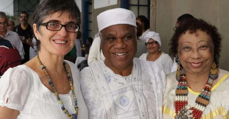 Defesa memorável do babalawô e agora Doutor Ivanir dos Santos 1