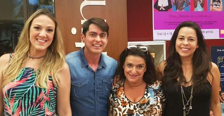 Rio in Comedy Festival em noite de estreia no Teatro Vannucci 1