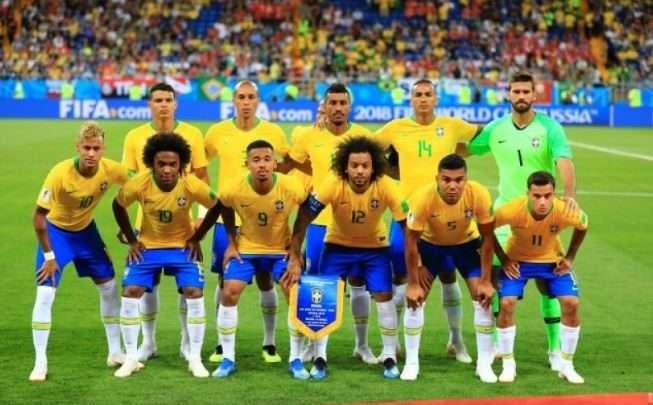Brasil estreia Copa do Mundo em Rostov e empata com a Suíça 1 X 1 1