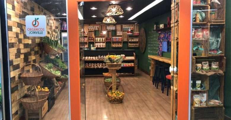 Feira com produtos orgânicos inaugura no Garten Shopping