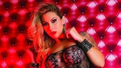 Modelo Alana Voguell realização sonho de posar para Revista Sexy 2