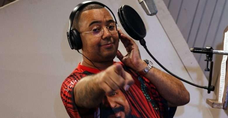 Dudu Nobre grava homenagem à Arlindo Cruz para carnaval da X-9 Paulistana 1