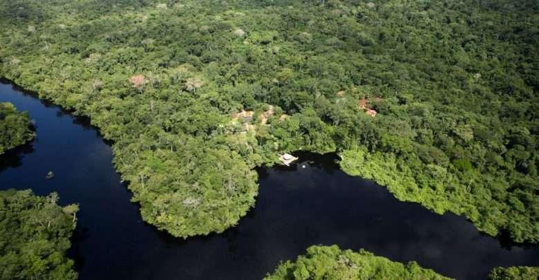 Dez motivos para se hospedar no Cristalino Lodge – Vista aérea – Foto: Edson Endrigo