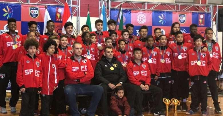 Equipe do SPFC se destaca no Encontro Sul Americano de Basquete 1
