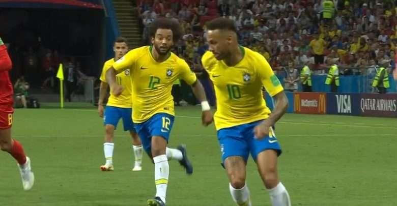 Pela quarta vez consecutiva a Seleção Brasileira é eliminada da Copa do Mundo 1