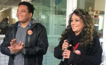 Ronaldo Gomes e Vânia Marx - Foto Divulgação