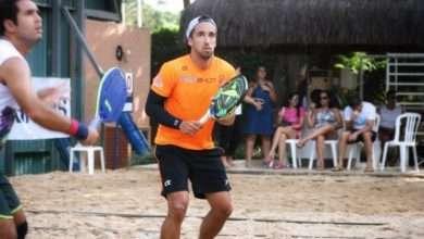 Vinicius Chaparro disputará torneios importantes de Beach Tennis na Europa 4