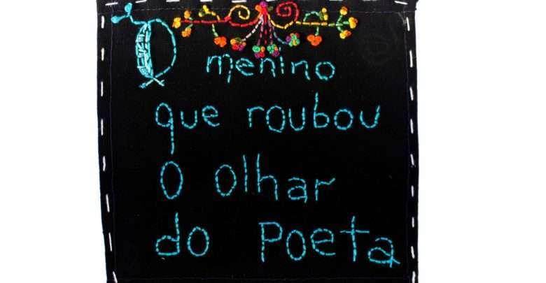 Livro O menino que roubou o olhar do poeta - Foto: Livia Silva