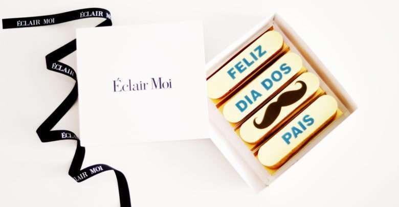 """Chocolate: nova coleção da Éclair Moi : """"Papa Je t'aime"""". Foto Divulgação."""