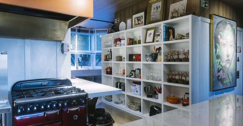 Praticidade da Cozinha do Chef na CasaCor de Porto Alegre chama atenção 1