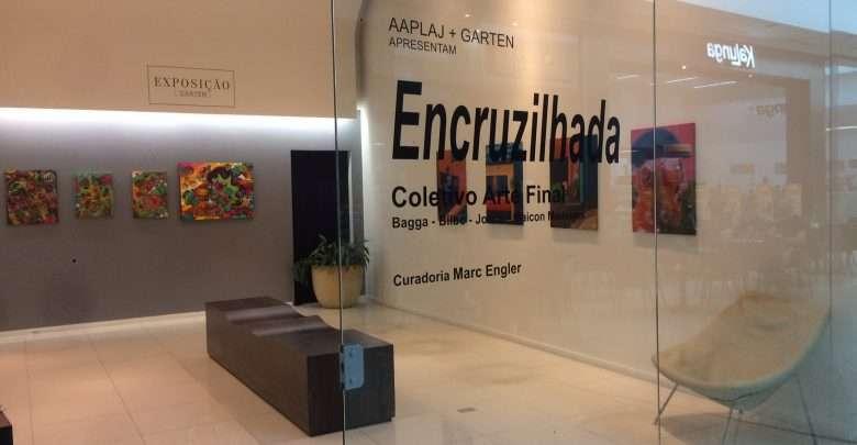 Garten Apresenta Exposição Encruzilhada, do Coletivo Arte Final