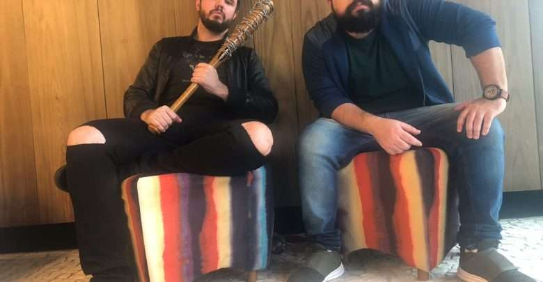 Espetáculo de Humor é Apresentado Por Marcelo Portuga e Rodrigo Cosma