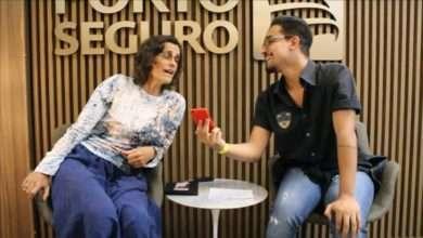Zélia Duncan grava para De Cara com Douglas Nobre e fala sobre Anitta 2
