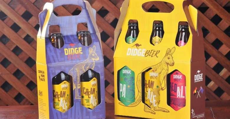 Didge lança  Souvenir de Cervejas Artesanais com Temática Australiana 1