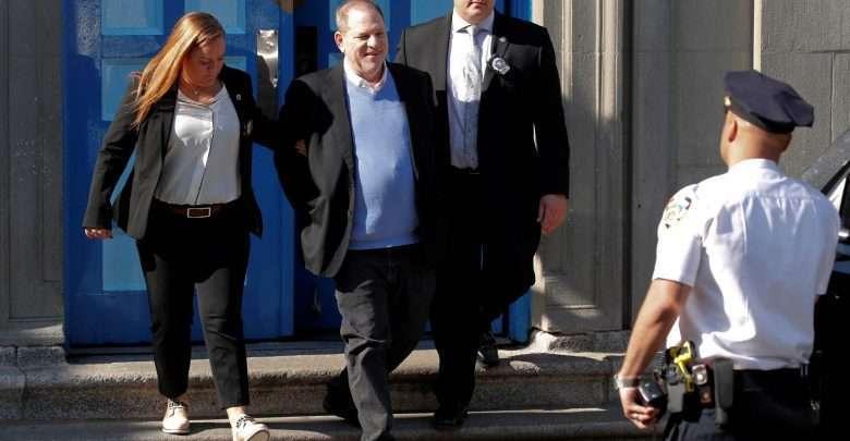 Harvey Weinstein enfrentará ação civil de atriz que o acusa de tráfico sexual 1