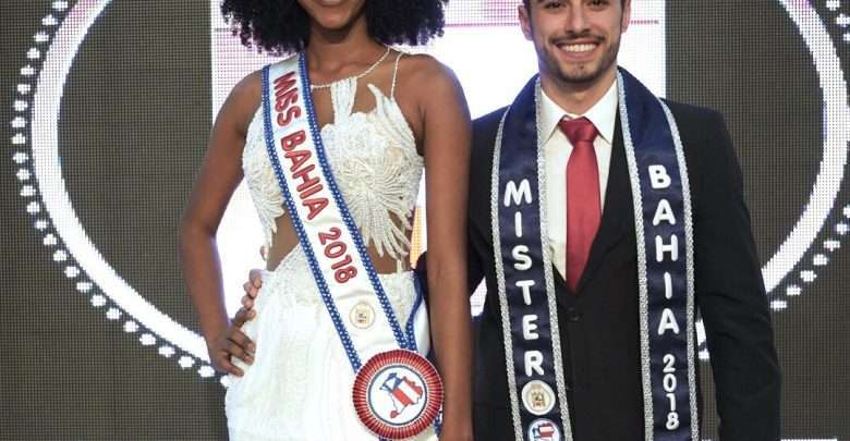 Adrielle Bispo e Alexandre Chamusca são eleitos Miss e Mister Bahia 2018 1