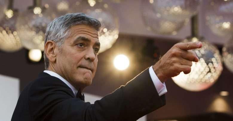 George Clooney é o ator mais bem pago do ano, segundo a revista 'Forbes' 1