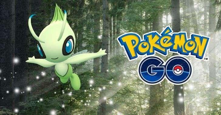 'Pokémon Go' lança o mítico Celebi em atualização do jogo 1