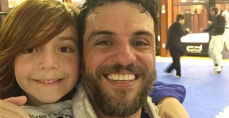 Rodrigo Lombardi se emociona ao falar sobre saudade do filho e conta por que trabalha tanto: 'Medo de virar mendigo' 1