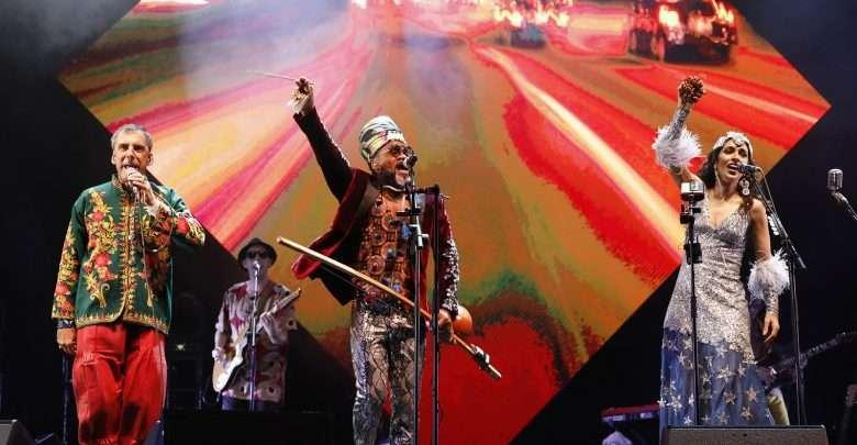 Tribalistas gravam shows da turnê que percorre o Brasil sem confirmar edição de DVD 1