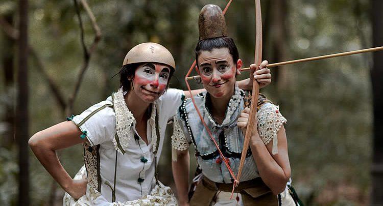 Espaço Cultural Circo do Asfalto recebe o grupo Las Cabaças 1