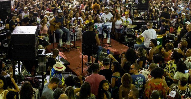 Roda de Samba com Vou Pro Sereno recheada de celebridades 1