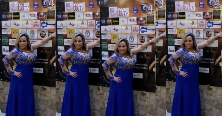 Apresentadora e atriz Viviane Alves comemora em grande estilo a festa de um ano do seu programa 1