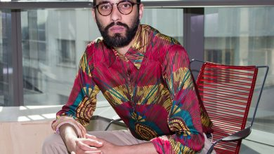 Brunno Almeida Maia ministra curso sobre moda. Foto Luciana Zacarias.