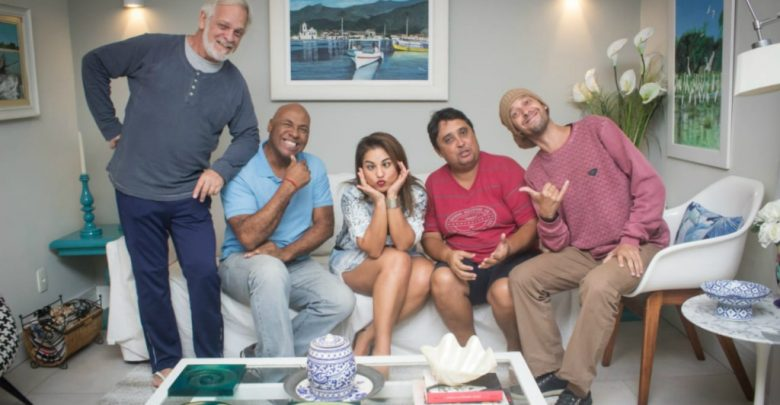 Hotel Mercure de Nova Iguaçu, RJ apresenta Putz! A Comédia 1