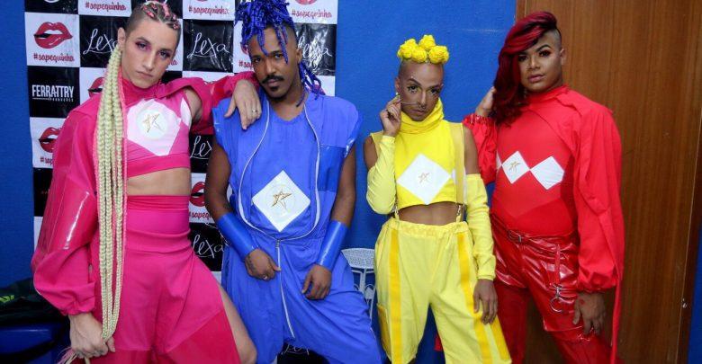 Banda Funtastic se apresenta em show com cantora Lexa e Scheila Carvalho 1