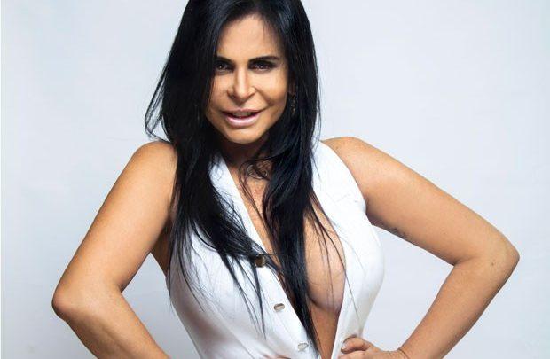 Gretchen será madrinha de festival de música no dia mundial de luta contra a AIDS