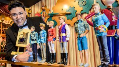 Bernardo Guedes entrou para o RankBrasil 2018 com a maior coleção de bonecos Ken 2