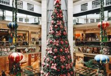 Deslumbrante Natal no Diamond Mall. 5