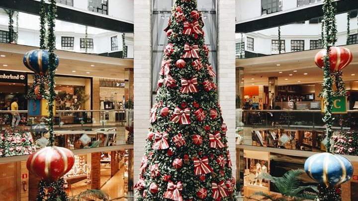 Deslumbrante Natal no Diamond Mall. 1